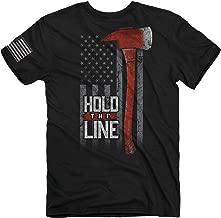 Buckwear-Hold Line Fire- T Shirt