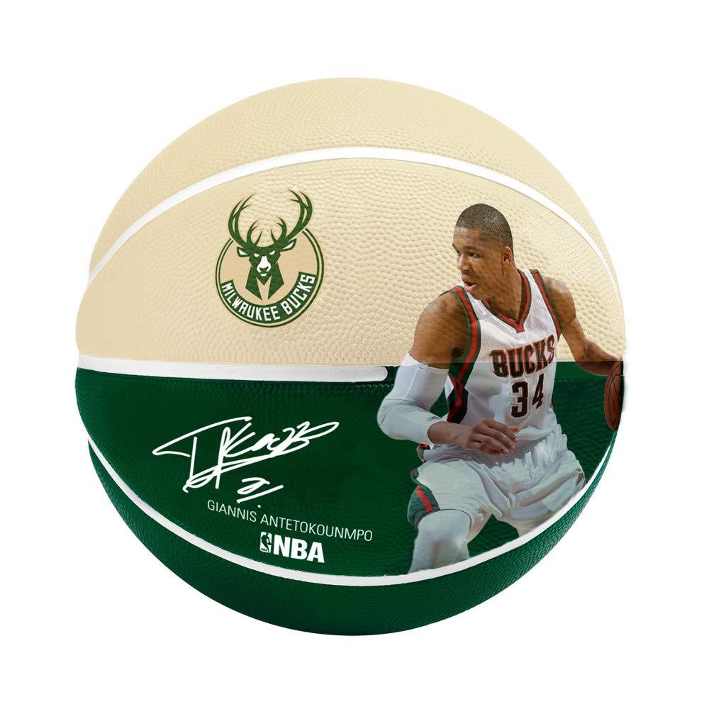 Spalding Milwaukee Bucks Giannis Antetokounmpo - Balón de ...