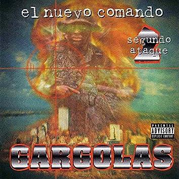 Gargolas 2: El Nuevo Comando Segundo Ataque