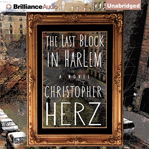 The Last Block in Harlem audiobook cover art