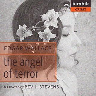 The Angel of Terror audiobook cover art