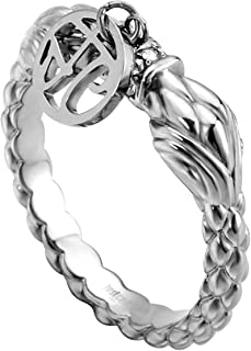 Just Cavalli Fashion Ring For Women Stainless Steel - Size 7