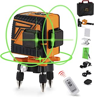 Amazon Com 100 To 200 Laser Levels Accessories Measuring Layout Tools Tools Home Improvement