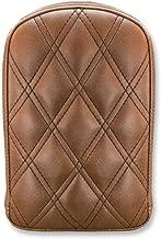 Saddlemen 041145 Gravestone Sissy Bar Pad for Explorer-LS & Step-Up-LS Seat - 6.5in. x 11in. - Brown