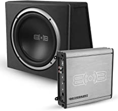 car subwoofer and amp combo