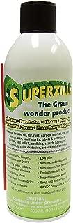 300 ML (10.14 oz) Aerosol Can of Superzilla The Green Wonder Product