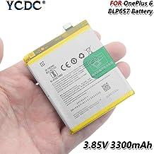 Original BLP657 Battery for OnePlus Six 1+ One Plus 6 3300mAh High Capacity