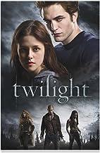 Filmposters De Twilight Saga Canvas Poster Muur Art Decor Print Foto Schilderijen voor Woonkamer Slaapkamer Decoratie Unfr...