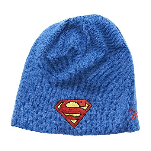 New era DC Comics Beanie/WendemÜtze Reverse Hero Superman Royal - One-Size