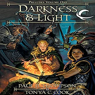 Darkness & Light cover art