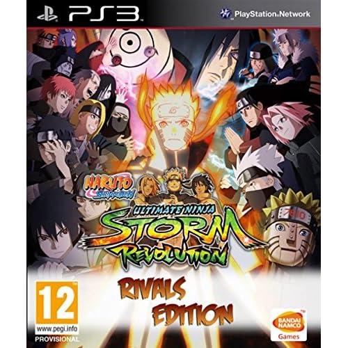 Naruto Shippuden Ultimate Ninja Storm 3: Amazon.es