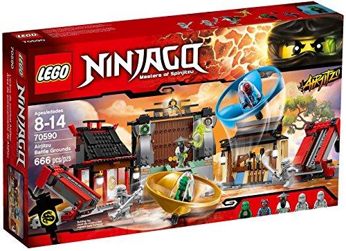LEGO Ninjago Airjitzu Battle Grounds 666 - Bausatz - Bausatz (8 1356666 135614)