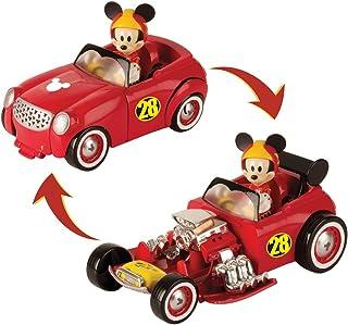 IMC Toys – Véhicule transformable Mickey – 182813 – Disney