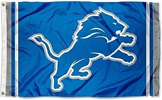 detroit lions flag