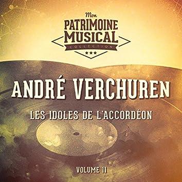 Les idoles de l'accordéon : André Verchuren, Vol. 11
