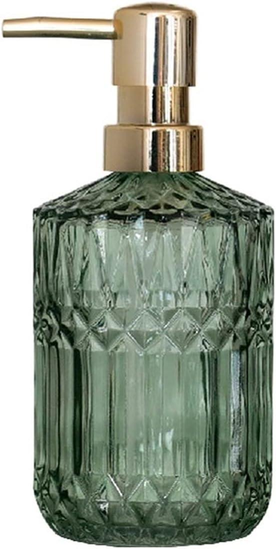 trend rank Popularity Soap Dispenser Bottle Refi Lotion Glass