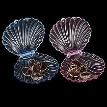 shell shaped ring box