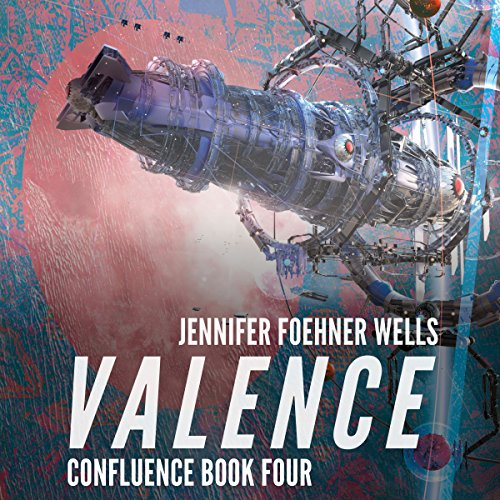 Valence audiobook cover art