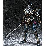 牙狼 GARO -魔戒ノ花-  魔戒可動 幻影騎士 クロウ