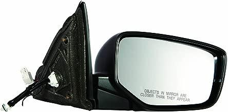 Gold Shrine Side Door Mirror Power Replacement for Honda Accord Sedan 2013 2014 Passenger Right Side RH
