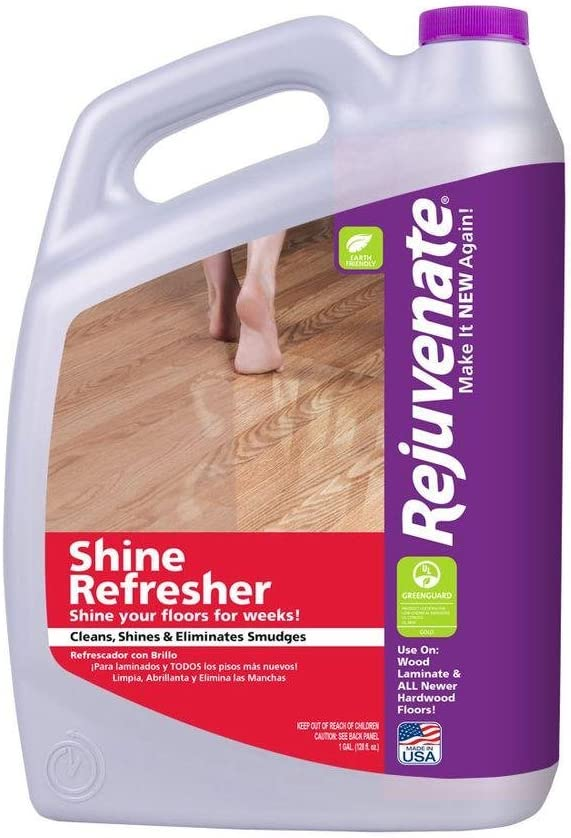 Rejuvenate Floor Shine National products Fashionable 128-Ounce Refresher
