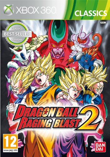 Dragonball Z Raging Blast 2