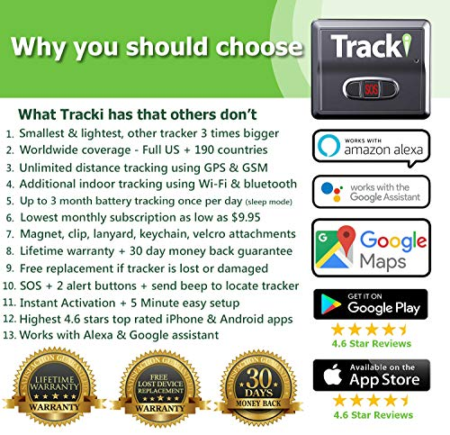 GPS Trackers & Bluetooth Trackers for Kids 8