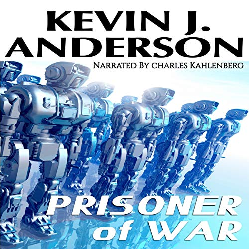 Prisoner of War audiobook cover art