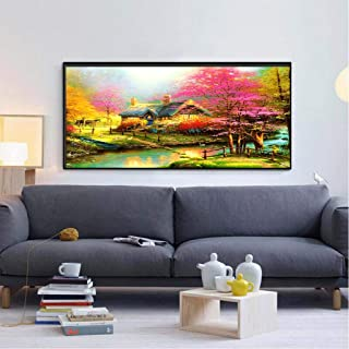 Home,Garden,Diamond Painting,Embroidery Paintings Diy Diamond Painting Cross Stitch Diamond Painting Diy Full Diamond Cross Stitch Diamond Painting 55x100cm