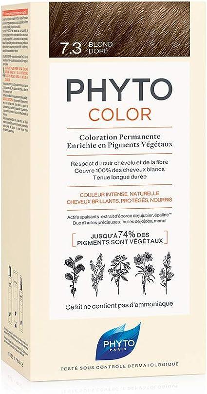 Phyto Tinte para Cabello - 100 ml.