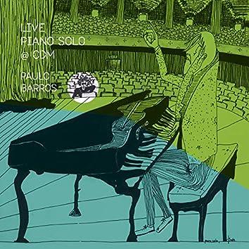 Piano Solo (Live at Casa da Música, Porto, 2019)