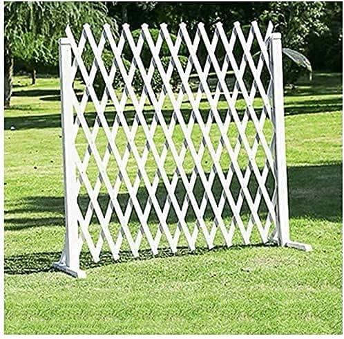 Washington Mall Trellis Fence Extendable F Super intense SALE Wood Instant