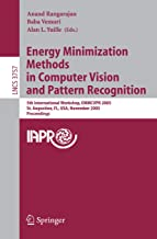 Energy Minimization Methods in Computer Vision and Pattern Recognition: 5th International Workshop, EMMCVPR 2005, St. Augustine, FL, USA, November ... (Lecture Notes in Computer Science (3757))