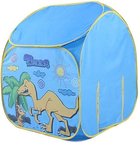 edición limitada en caliente Tienda para Niños Juego Juego Juego House Princess Castle Indoor Baby Toy Small House Infant Play House ( Color   azul )  online al mejor precio
