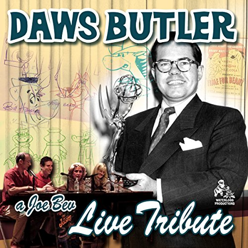 A Joe Bev Live Tribute to Daws Butler cover art
