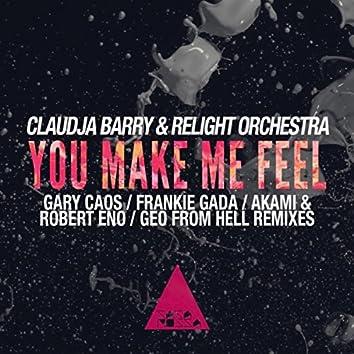 You Make Me Feel (Remixes)