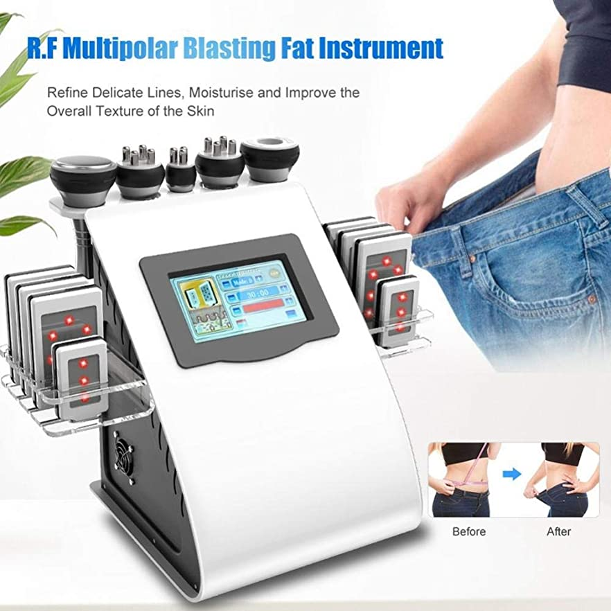 協力的ネイティブ極めて重要な5 in 1 ボディシェイピング 脂肪燃焼 機械、 美人 ケア デバイス マッサージャー、 プロ 顔と体 Slim身 処理 デバイス 機械