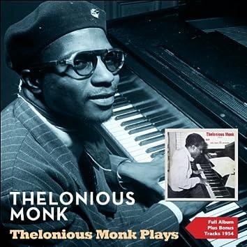 Thelonious Monk Plays (Full Album Plus Bonus Tracks 1944)