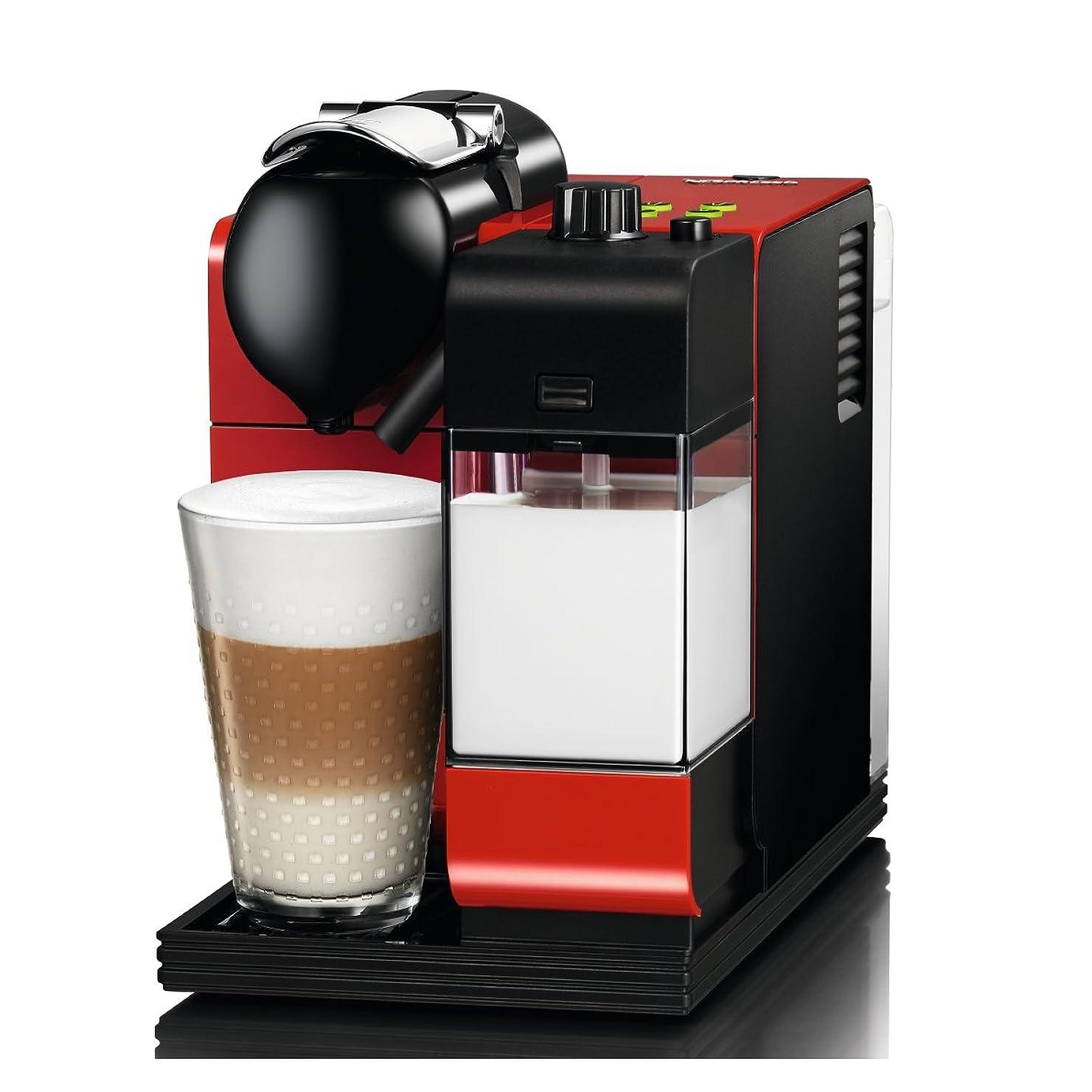 溢れんばかりのメンダシティばかげたネスプレッソ コーヒーメーカー ラティシマ?プラス レッド F411RE