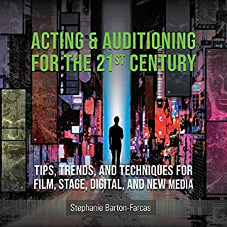 Acting & Auditioning for the 21st Century audiobook cover art