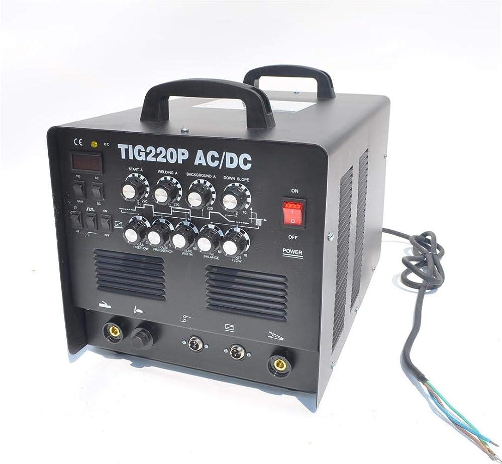 石膏アクティビティ死すべき単相200V/TIG220P/交流/直流/インバーターTIG溶接機
