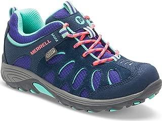 Merrell Kids' Chameleon Low Lace WTRPF Sneaker
