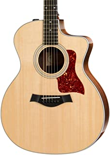 Taylor 214ce Deluxe - Natural with Layered Rosewood Back Sides