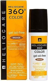 Heliocare 360º Color Gel Oil-Free SPF 50+ Bronze 50 Mililitros