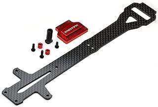 Exotek RC Exotek 1469 Mini 8Ight-T Truggy Carbon Top Plate Set