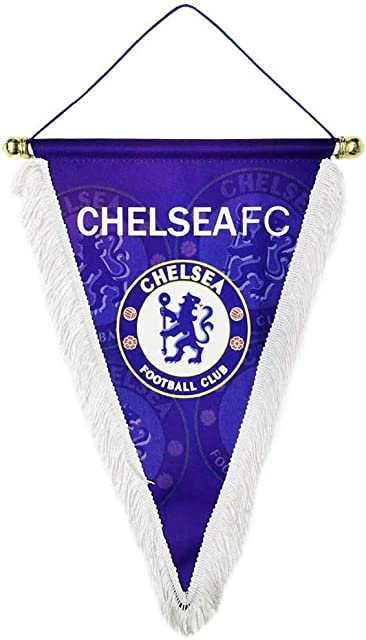 AJBOY World Football Club Indoor and Outdoor Pennant Double Side Printing Flags Hanging Flags for Decoration//Souvenir//Gift