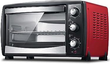 XKUN 25 litros Electrodomésticos, Horno Eléctrico Mecánico, Control De Temperatura Unificado De Tubos Superior E Inferior, Pizza De Pastel De Pan Multifunción Multifunción 1500w
