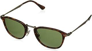 ba4632158a Persol PO3165S 24 31 Havana PO3165S Round Sunglasses Lens Category 3 Size  50mm