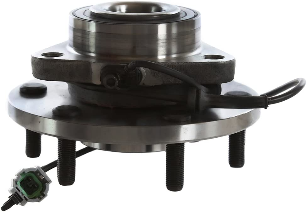AutoShack HB615068 Wheel Bearing Hub Soldering Trust Front Driver S or Passenger