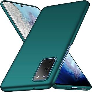 ORNARTO Hülle für Samsung S20, Ultra Dünn Schlank Anti Scratch FeinMatt Einfach Handyhülle Abdeckung Stoßstange Hardcase für Samsung Galaxy S20(2020) 6,2 Zoll Grün